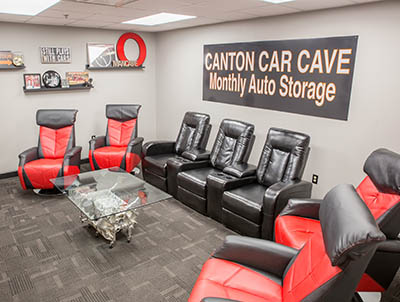 Monthly Vehicle Car Auto Storage Canton Car Cave, Detroit, Novi, Monroe, Ann Arbor, Southeast MI